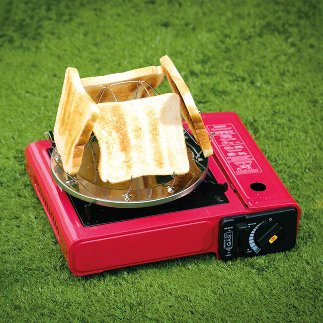 4 Slice Camping Toaster Attachment