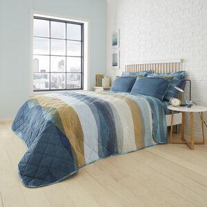 Ava Bedspread 200x220cm - Teal