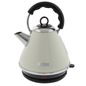 Sabichi Boston Pyramid Kettle - Cream