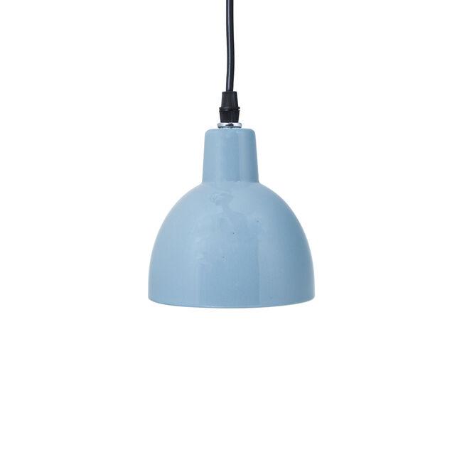 Newport Ceiling Shade Blue