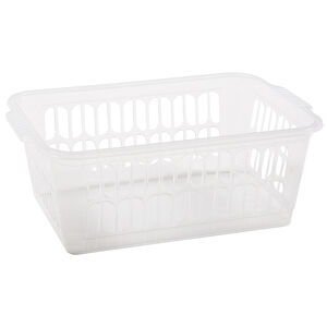 Wham Single Handy Basket Clear