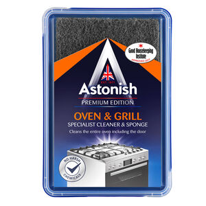 Astonish Premium Oven & Grill Cleaner with Sponge