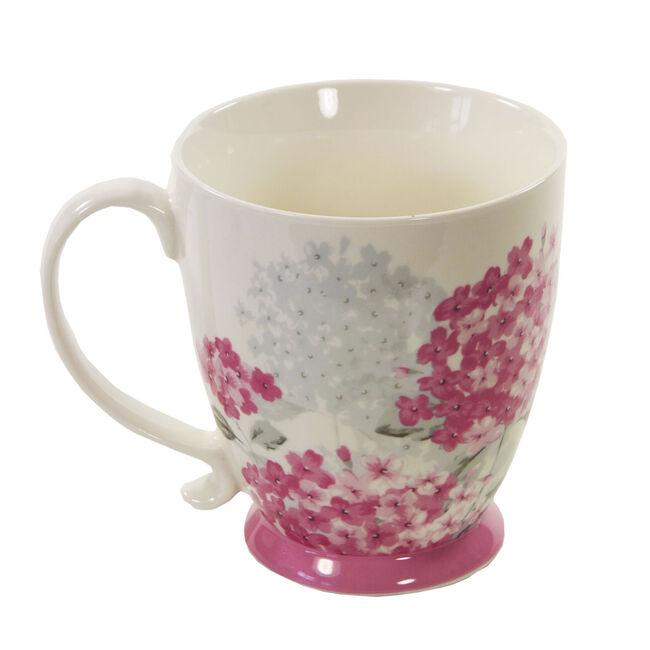 Kensington Pink Footed Mug