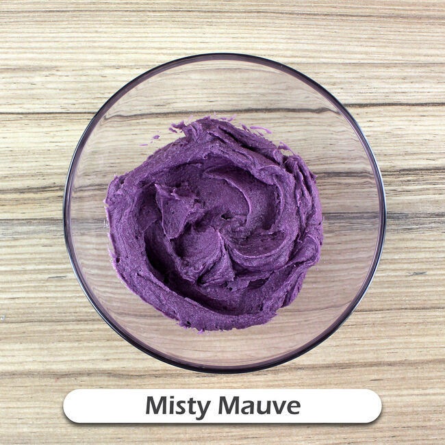Misty Colour Food Paste 25g - Mauve