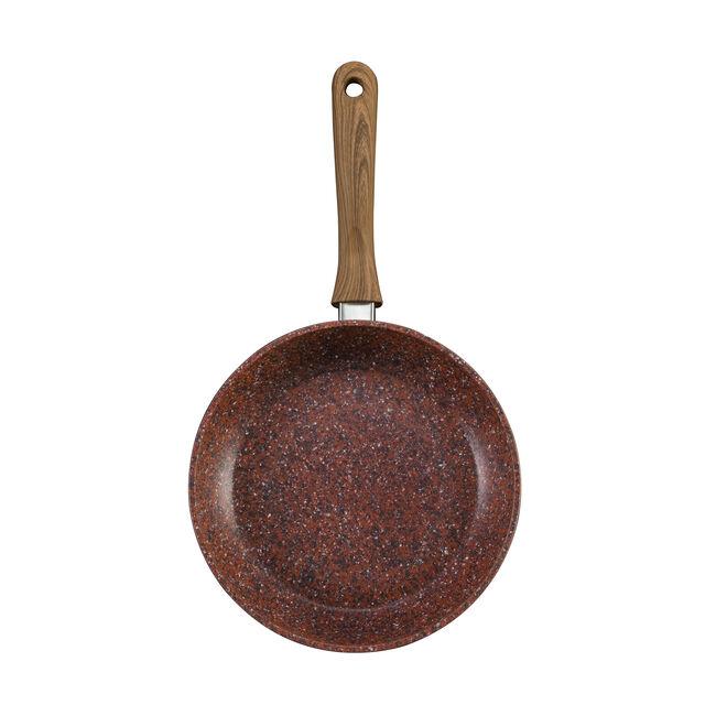 JML Copper Stone Frying Pan - 24cm
