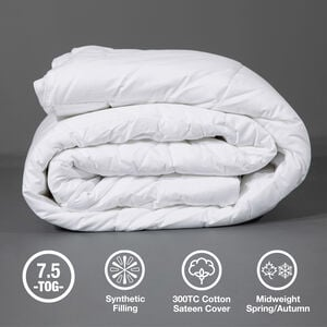 Summer Nights Mid-Weight Duvet Double