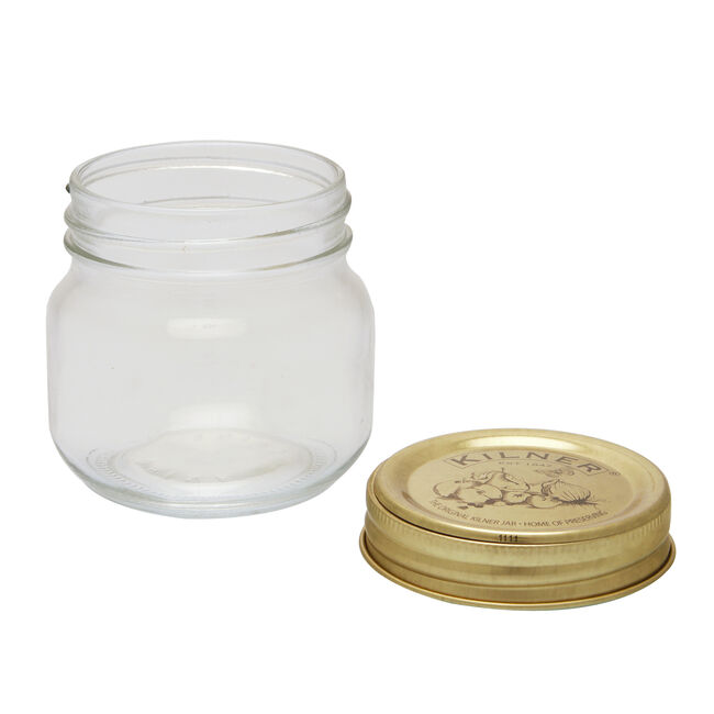 Kilner Round Preserve Jar 0.25 Litre