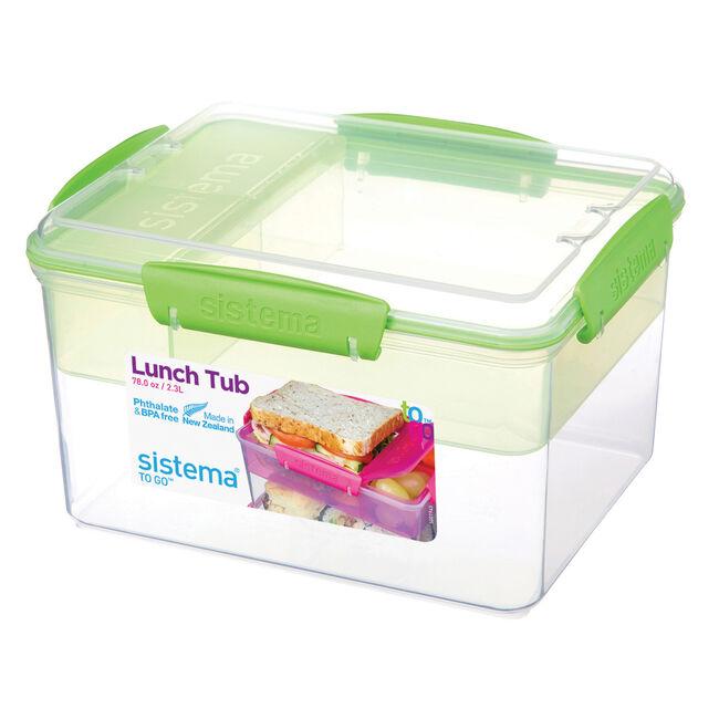 Sistema Lunch Tub