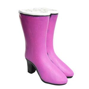 Boots Plant Pot - Pink