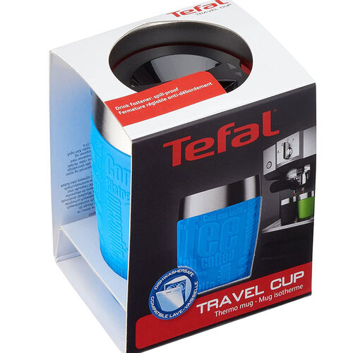 Tefal Travel Cup 200ml - Black