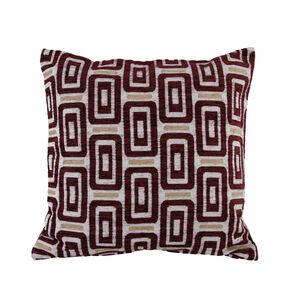 John Purple Cushion 45cm x 45cm