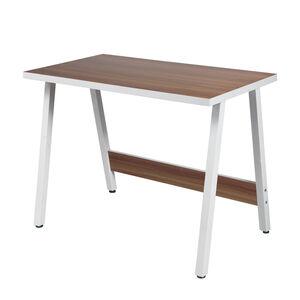 Abramo Walnut Effect Desk 100x58x75cm