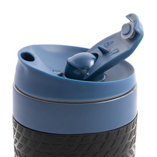 Body Go Stainless Steel Travel Mug 260ml - Navy