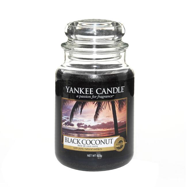 Yankee Candle Black Coconut Large Jar