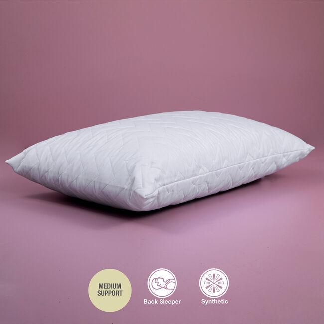 super full bounce back pillow home store more. Black Bedroom Furniture Sets. Home Design Ideas
