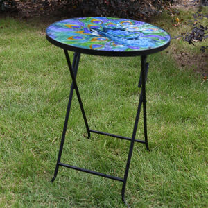 Peacock Design Plant Table Stand