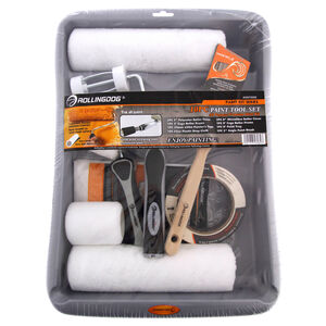 Rolling Dog 10 Piece Painting Kit