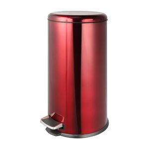 Forma Pedal Bin 30L - Red