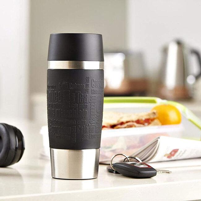 Tefal Travel Mug 360ml - Black