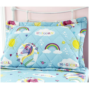 Unicorn Magic Pillowshams 50cm x 70cm