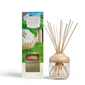 Yankee Clean Cotton Reed Diffuser