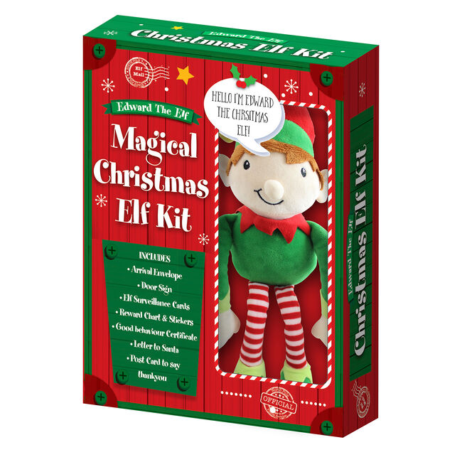 Edward The Elf Reward Pack