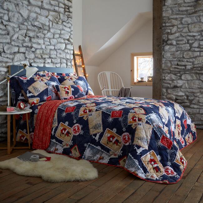 Sleigh Mail Bedspread 200 x 220cm