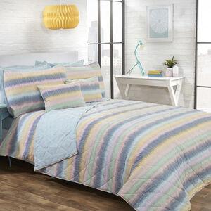 Rhythm Strip  Bedspread
