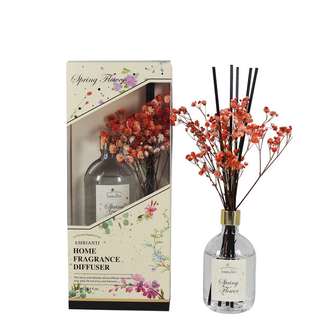 Ambianti Dried Flower Spring Flower Reed Diffuser