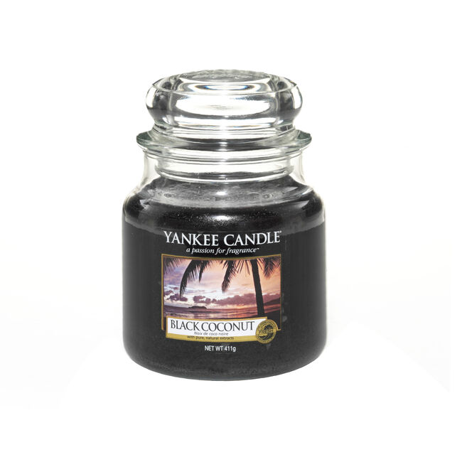 Yankee Candle Black Coconut Medium Jar