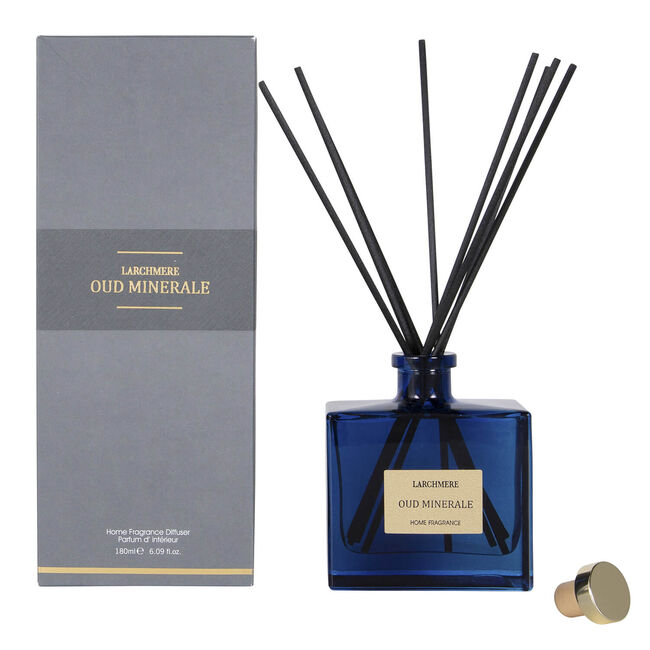 Larchmere Oud Minerale Reed Diffuser