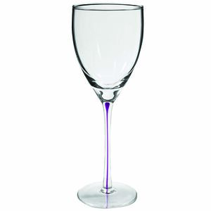 Cashel Living Amethyst Wine Glasses