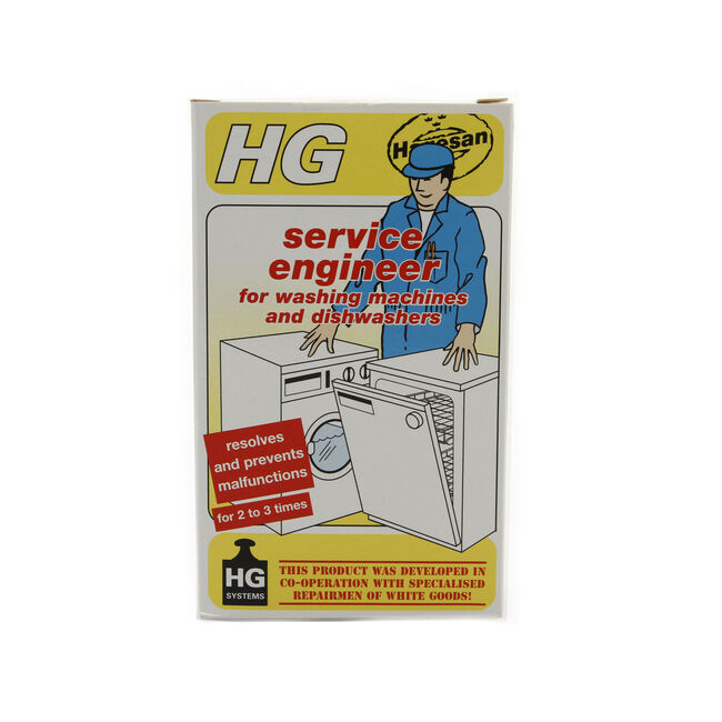 Service Engineer Cleaner