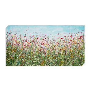 Summer Wilderness Canvas 50 x 100cm