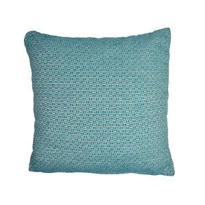 Rex Teal Cushion 45cm x 45cm