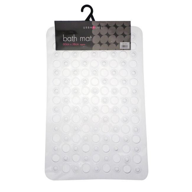 Bath Tub Mat Clear