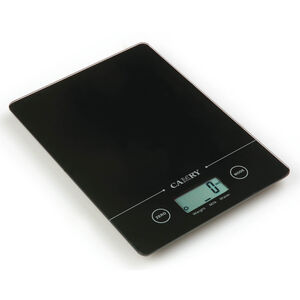 Camry Rectangular Electronic Kitchen Scale - Black