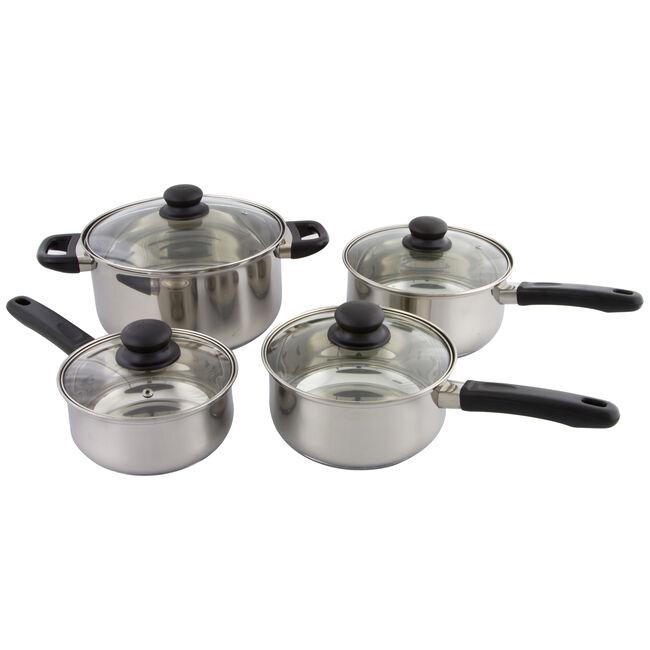 Dynamic Essential 4 Piece Cookware Set