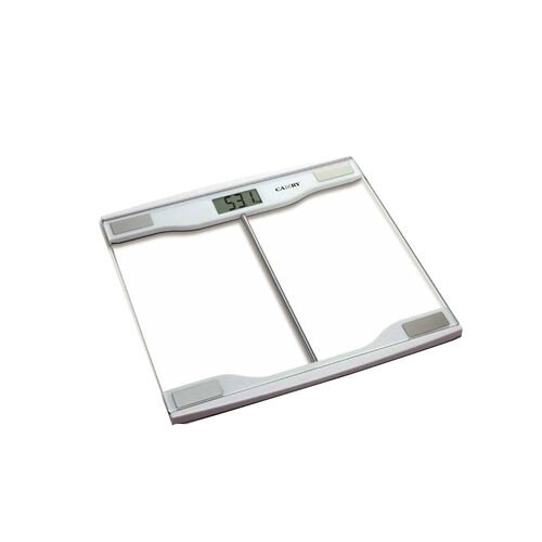 Camry Clear Electronic Bathroom Personal Scale
