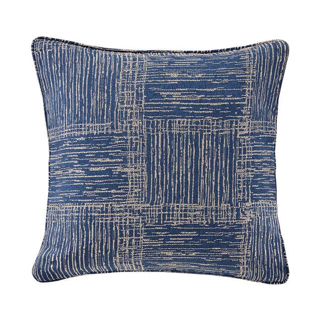 Azure Cushion 24x24cm - Navy