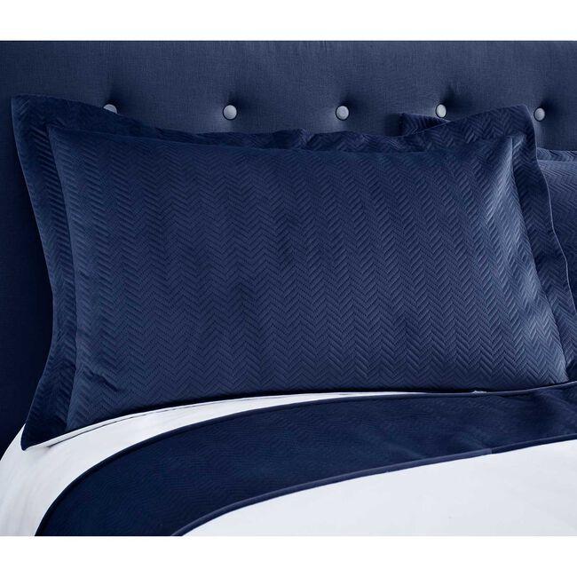 Ribeiro Velvet Pillowshams Naxy 50 x 75cm