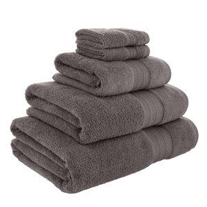 450GSM  ZERO TWIST STEEL 30*30 Face Towel 2pk