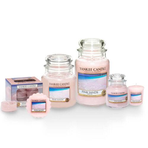 Yankee Candle Pink Sands Tea Lights