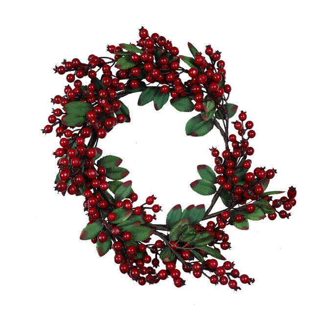 Christmas Berry Wreath
