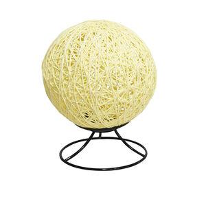 Rattan Ball Projector Lamp