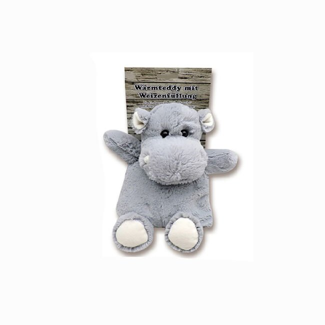 Jelly Hippo Microwavable Cosy cuddle Animal