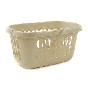 Hipster Large Laundry Basket Cream