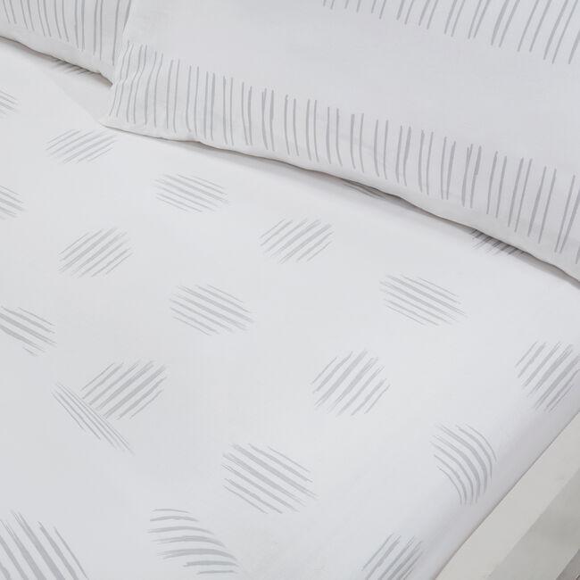 DODDER Single Fitted Sheet