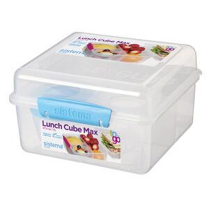 Sistema Klip It Lunch Cube Max to Go 2L