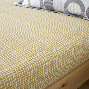 ROTATE Single Fitted Sheet
